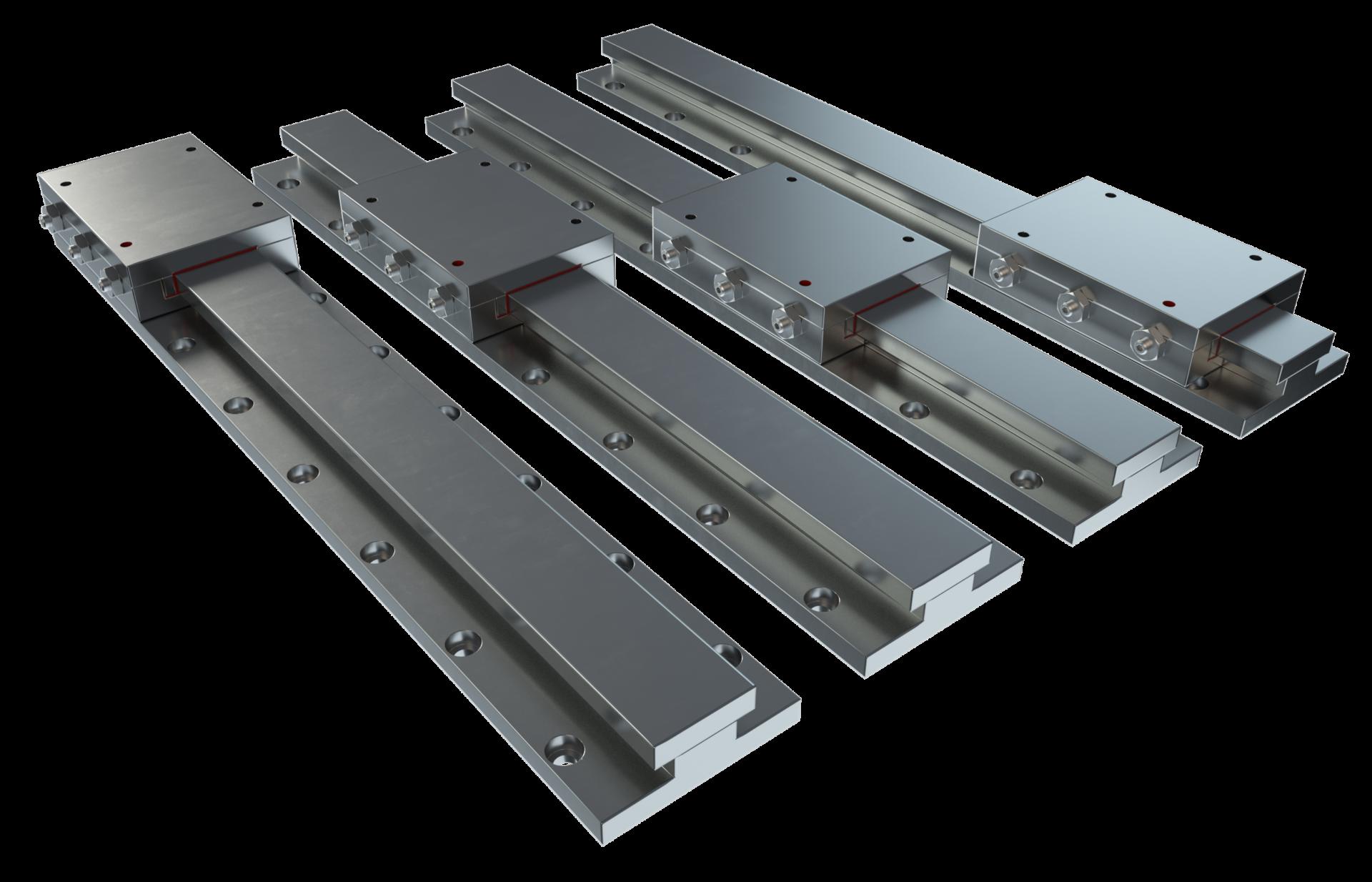 DuraBond Slides - Industrial Linear Slides